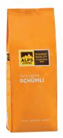 Café Crème Schümli, 500g o 1Kg, grani - ALPS COFFEE