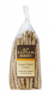 Ultner Brot BIO Dinkel Grissini mit Sesam - Grissini, 200 g