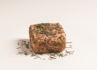 Satyricum Schnittkäse aus Ziegen- & Kuhmilch veredelt mit feinstem Bohnen - Degust