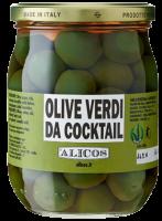 Olive verdi da cocktail - Alicos