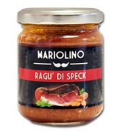 Fleischragout mit Speck, 212 ml - Mariolino