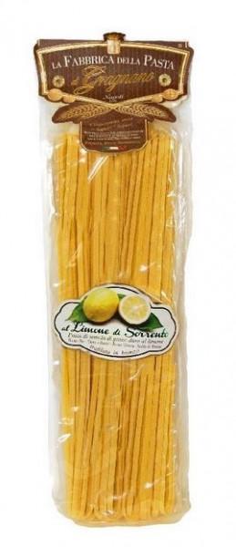 La Fabbrica della Pasta di Gragnano Linguine Limone - Nudeln mit Zitronengeschmack, je 500g