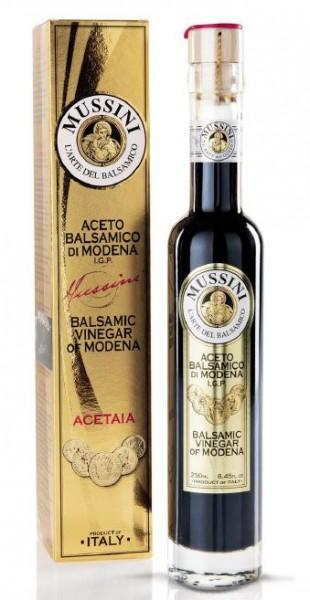 Acetaia 5 Monete (Gold), Balsamicoessig aus Modena I.G.P., 250ml - Acetaia Mussini