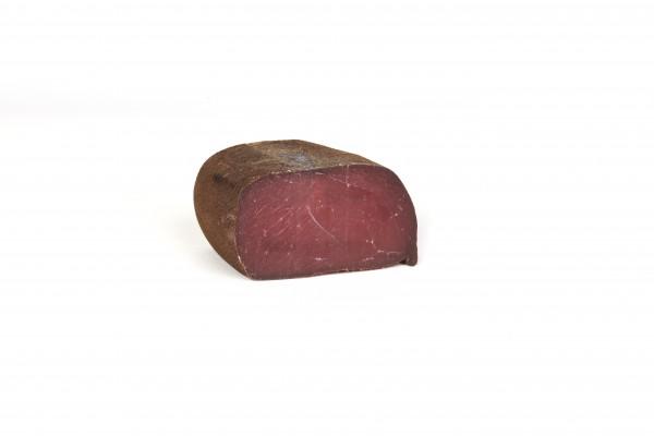 Rinner Geräucherter Hirschrohschinken - Hirschfleisch vakumiert, ca. 250 gr