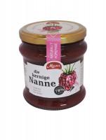 """Fruchtaufstrich """"die kernige Nanne"""" - Himbeere mind. 78% Frucht, 340ml - Moser KG Bäckerei"""