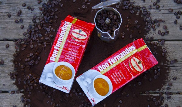 Super Cream Kaffee fuer Moka 250 g - Don Fernandos