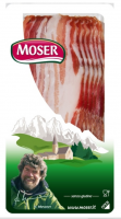 Pancetta - Bauchspeck geschnitten, 70g - Moser Speck