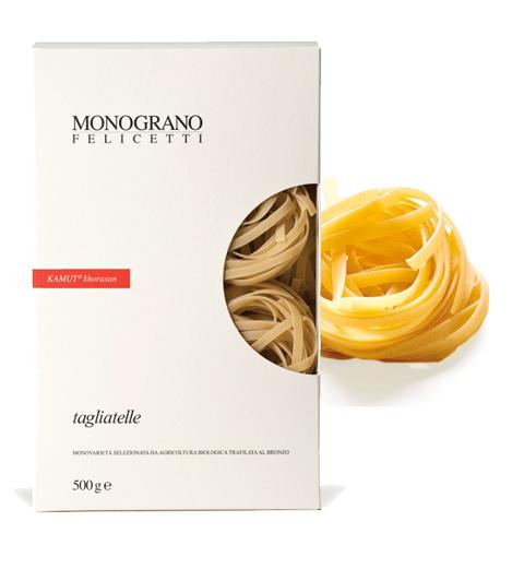 Tagliatelle Kamut Monograno BIO 500 g - Felicetti