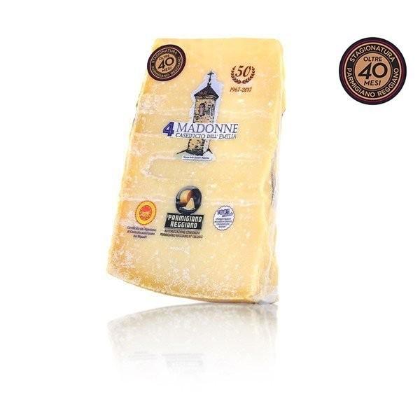 Parmigiano Reggiano über 40 Monate