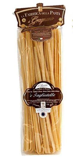La Fabbrica della Pasta Tagliatelle al Gragnano IGP - Der Klassiker aus Neapel, 500g