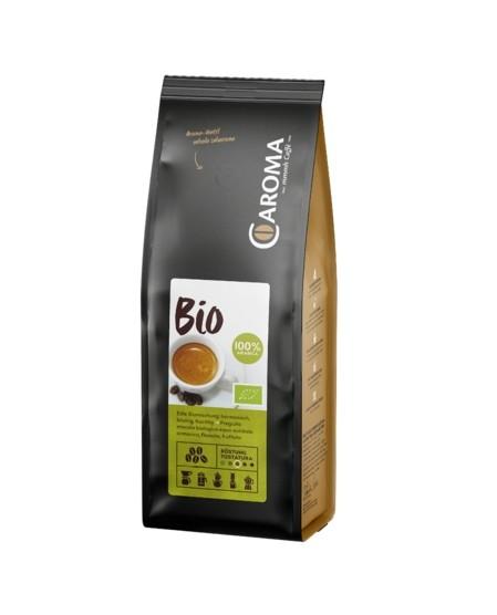 BIO Fairtrade 100% Arabica, 1kg, grani - Caroma