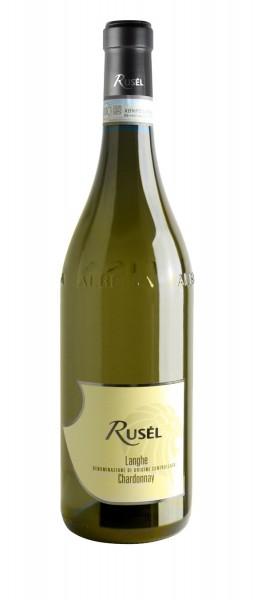 Langhe Chardonnay DOC, 2019 - Azienda Agricola Rusel