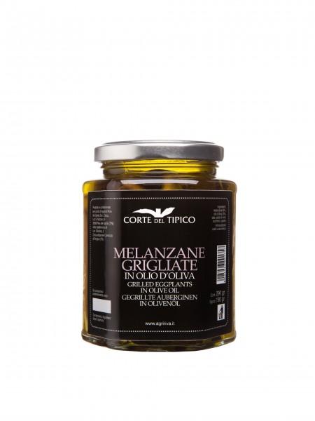 Melanzane grigliate, Vasetto, 290 g - Agraria Riva del Garda