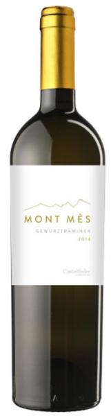 Gewürztraminer Mont Més IGT 2015 - Weingut Castelfeder