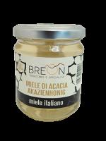 Miele - Miele di acacia dell'Alto Adige, 250g - Breon Bolzano