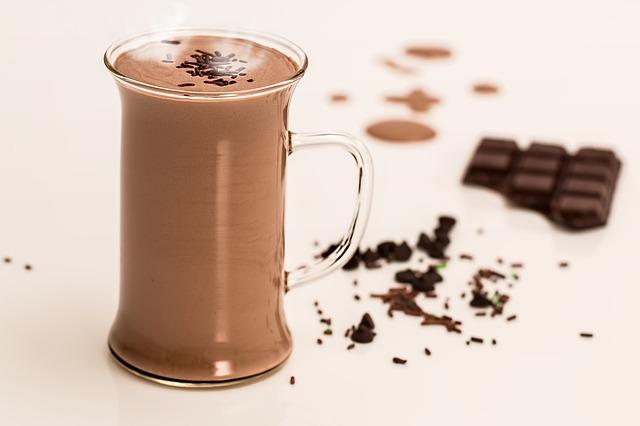Caroma-Trinkschokolade