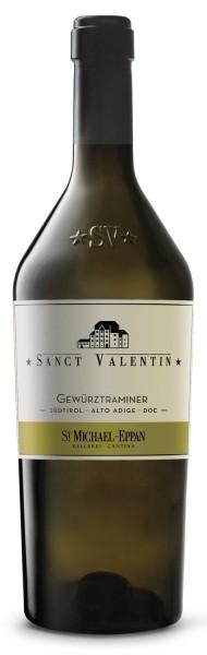 Gewürztraminer Sanct Valentin Alto Adige DOC 2019 - Kellerei St. Michael Eppan