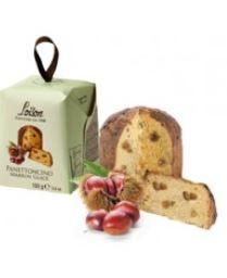 Panettoncino Mignon mit Kastanienfülle 100 g - Loison