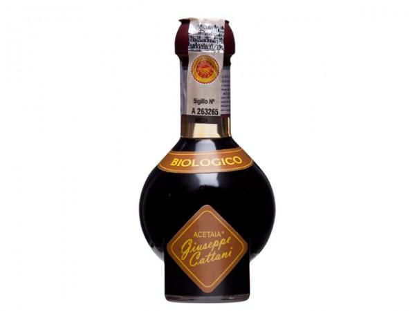 Aceto Balsamico di Modena Biologico, DOP, 100 ml - Giuseppe Cattani