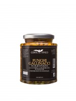 Pfifferlinge in Olivenöl, Glas, 290 g - Agraria Riva del Garda