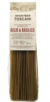 Nudeln mit Knoblauch und Basilikum, 250g - Antichi poderi Toscani