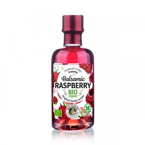 Condimento Balsamico Himbeere BIO, I.G.P. , 200ml - Mussini