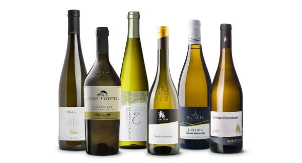 Selection Gewürztraminer - 6 bottiglie del classico vino bianco altoatesino