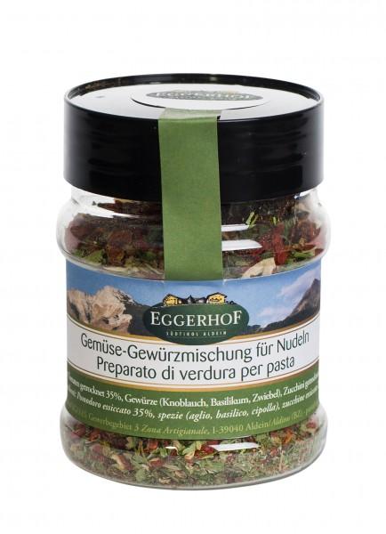 Eggerhof Gemüse Gewürzmischung - leckere Trockenmischung für Nudeln, 60g