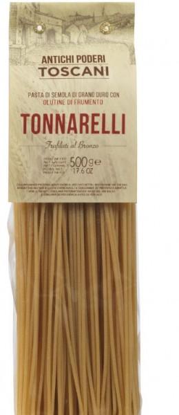 Tonnarelli - Spaghettoni aus Italien, 500g - Antichi poderi Toscani