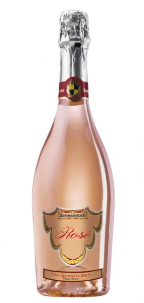 """""""Rosé Brut"""" Schaumwein - Cantine Lombardini"""
