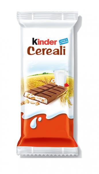 Kinder Country, 6 Riegel, Einzelne oder 24er Verpackung - Ferrero
