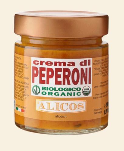 Crema di Peperoni BIO