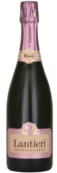 Franciacorta Brut Rosé DOCG - Weingut Lantieri de Paratico