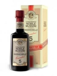 Mussini Nobile Mademoiselle n° 5 - bester Balsamico Essig, 250ml - LETZTE STÜCKE