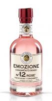 Condimento Balsamico Rosé Emozione N°12, 250 ml - Acetaia Mussini