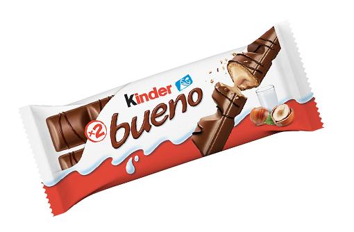 Kinder Bueno, Einzelne oder 30er Verpackung - Ferrero