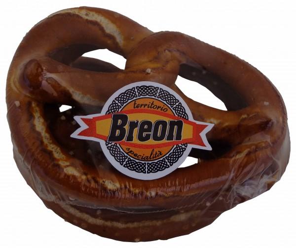 Breon Brezen - 3 Südtiroler Brezen aus Weizenmehl, 60 g