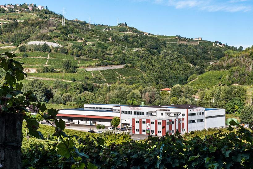 Firmensitz-Vallebelbo