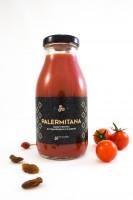 Sugo pronto di pomodoro ciliegino alla palermitana, Vasetto, 250 g - Komoosee