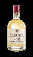 Weißer Balsamicoessig aus Modena Emozione N°12 0.5 L - Acetaia Mussini