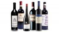 Classic Rotwein Box - 6 Flaschen typisch italienischer regionaler Rotwein