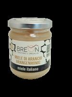Miele - Miele alle arance del Trentino, 250g - Breon Bolzano