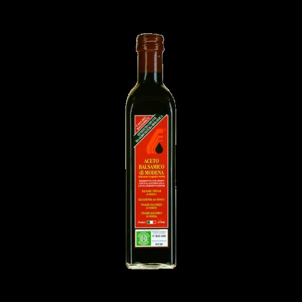 BIO Aceto Balsamico di Modena, IGP, 500 ml - Giuseppe Cattani