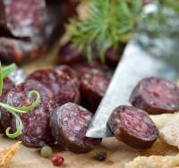 Salamini affumicati con manzo 3 o 5 pz. - Macelleria Raich Speck