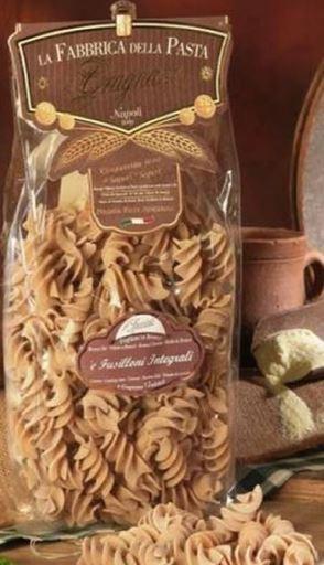 La Fabbrica della Pasta di Gragnano Vollkornnudeln - 3 Sorten aus Italien, je 500g
