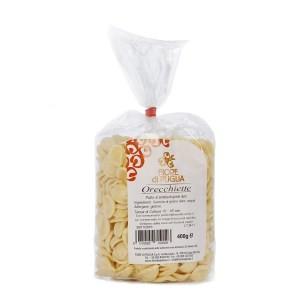 Fiore di Puglia Orecchiette - original italienische Nudeln, 400g