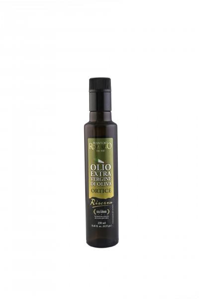 Ortice Riserva Olio extra vergine d'oliva 0.25 L - Frantoio Romano
