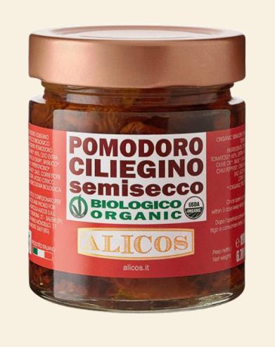 Pomodoro Ciliegino Semisecco BIO
