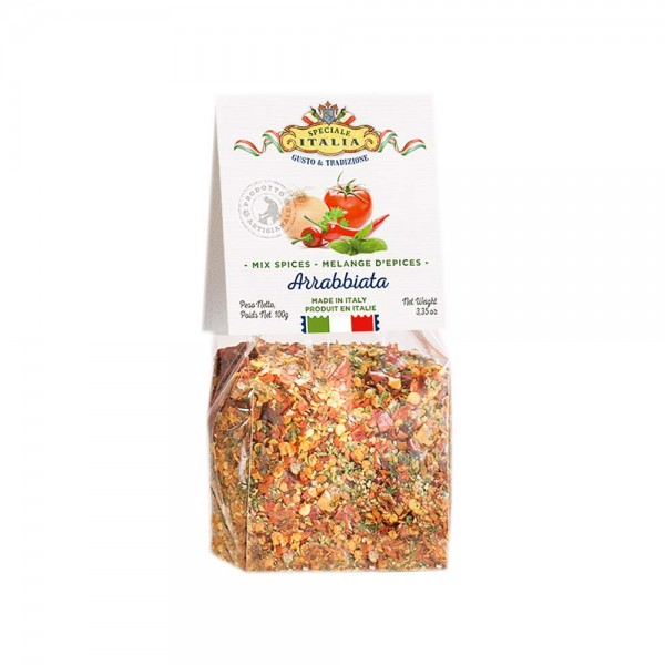 Würzige Gewürzmischung für Nudeln, 100 g - Maestri Artigiani Italiani