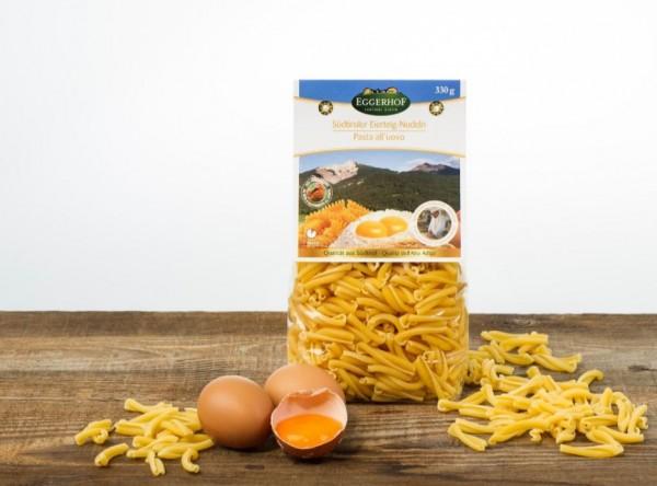 Pasta all'uovo di semola di grano duro, 330g - Eggerhof